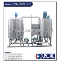 HS50-5000分散均质研磨罐-多功能高剪切分散乳化均质研磨机组