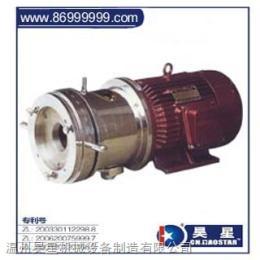 W180c-2瀝青膠體磨(普通單冷卻型)