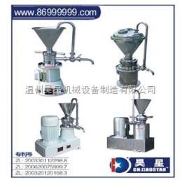 W2500乳品设备,胶体磨,管线研磨泵,湿式超微粉碎研磨机