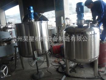 100-5000L發酵罐,冷熱缸,優質乳化罐