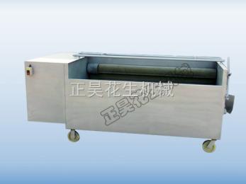 ZH-JX滚刷式胡萝卜清洗机/多功能清洗机/清洗机设备