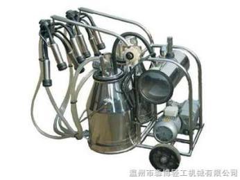 移动式挤奶机(双桶)