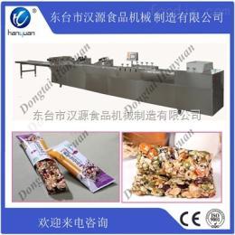 HY-68全自动水果大豆营养棒代餐棒成型切块机