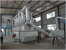 GZL9*75振动流化床干燥机
