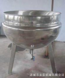 500L立式不锈钢夹层锅
