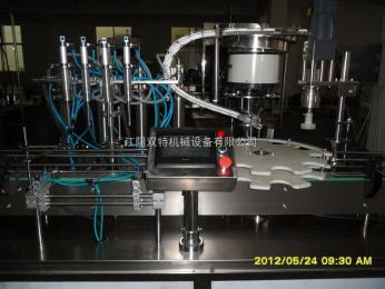 飲料液體灌裝生產線