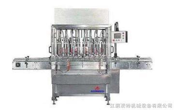 浓酱灌装机械 乳液灌装机械 酱料灌装机械