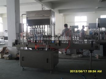 ST-NXG橄榄油自动灌装机