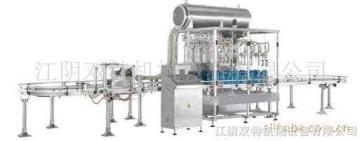 洗发水定量灌装机