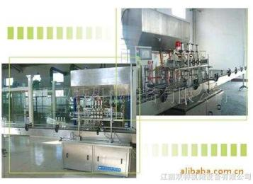酱料灌装机械 黏液灌装机械 油品灌装机械