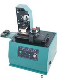 TDY-300C 台式电动油墨印码机1