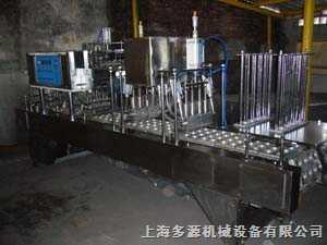 4孔全自动气动灌装封口机4孔全自动气动灌装封口机