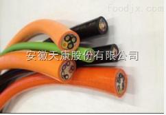 HY-PUR6*1.5天康聚氨酯拖链电缆