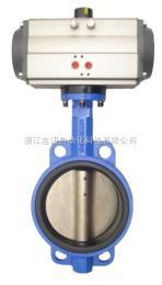 D971X电动橡胶对夹蝶阀