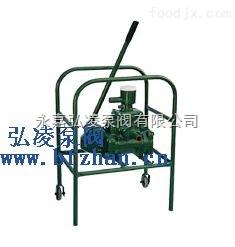 ZH-100A型手摇计量加油泵,计量泵,加油泵