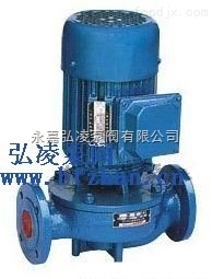 SG型管道增压泵,不锈钢管道泵,耐腐防爆管道泵