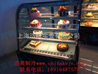 面包糕点展示柜牌子比较用