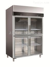 1220GFL4佛斯科商用厨房不锈钢展示柜