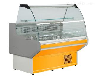 周黑鴨熟食冷藏展示柜-定制食品冷藏柜