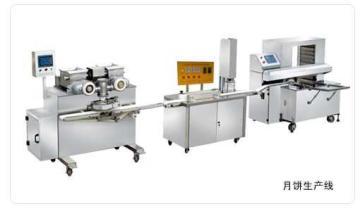 月饼生产线设备
