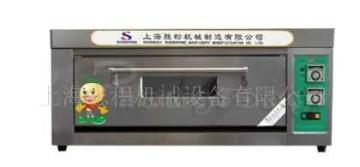 一層二盤電烤爐