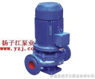 ISG型管道泵:ISG型立式管道泵|立式管道离心泵|立式离心泵