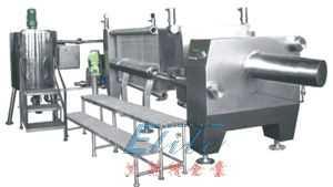 TBG型硅藻土板框式过滤机