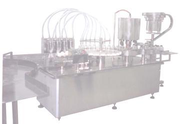 EGX-Y型膏劑灌裝機