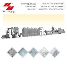 DS變性淀粉生產線膨化機