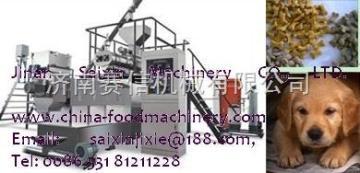 SAIXIN半濕寵物料生產線, 半濕寵物料機械, 寵物飼料生產線