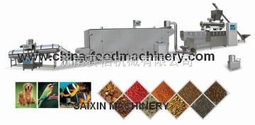 DS56半濕寵物料機械設備,半濕狗糧機械設備,寵物飼料生產線