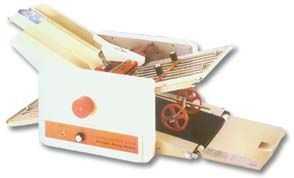 DE-8自動折紙機