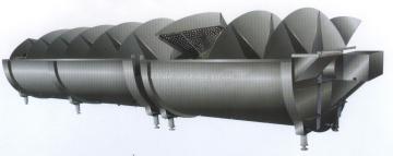 YLX25-40系列不銹鋼螺旋預冷機