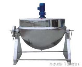 FK-200L电加热可倾式夹层锅设备