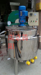 非标订做化工液体防腐不锈钢搅拌罐