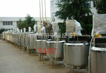 电加热搅拌罐厂家