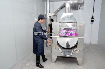 TY-CY-550南京专业生产电加热可控温炒米机