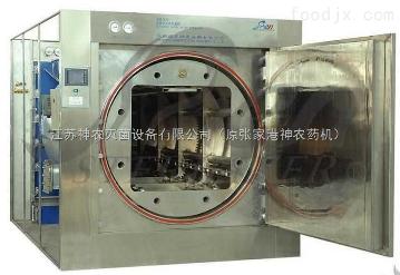XG系列旋轉水浴式滅菌柜設備