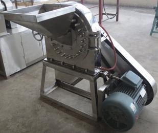 FS370超细不锈钢水冷型白糖粉碎机