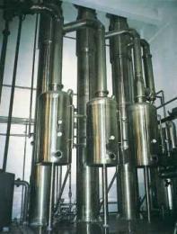 三效降膜连续进料浓缩器