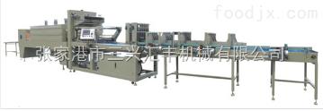 WD-350A型直线式热收缩包装机