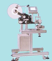 SLPM-100半自动圆周贴标机