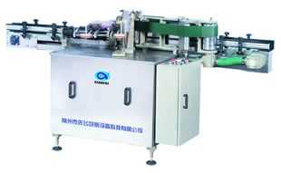 TN-80型紙張粘合式貼標機設備