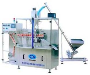 DXD-110A型(粉剂,液剂)复合膜袋装包装机