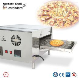 6商用電控履帶式披薩爐鏈條式比薩爐烤箱數顯