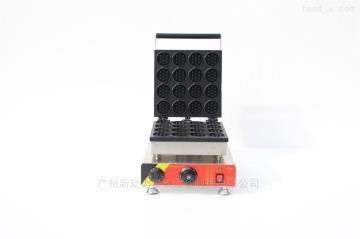 NP-50016孔圓形華夫爐松餅機模具廠家