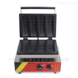 NP-525商用夾餡華夫機華夫爐松餅機烤餅機設備