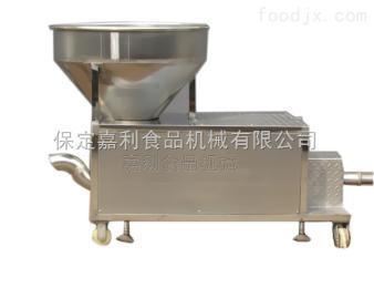 JL-XGJ馅料灌装机 酱体包装机