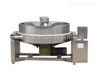 下搅拌夹层铲锅下搅拌夹层铲锅-嘉利机械