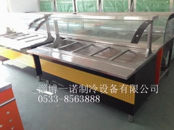 SFG-F1自助餐售飯臺,自助餐保溫臺,加熱售飯臺